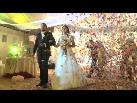 Anglo Indian Wedding Natasha & Wrenick