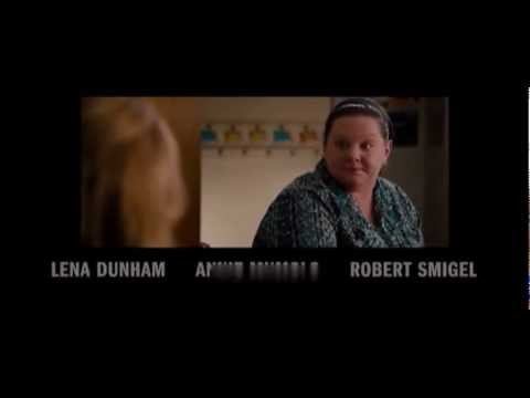 This is 40: blooper with Melissa McCarthy