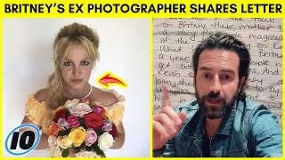 Baixar Britney Spears' Old Photographer Reveals Worrying Letter From Her