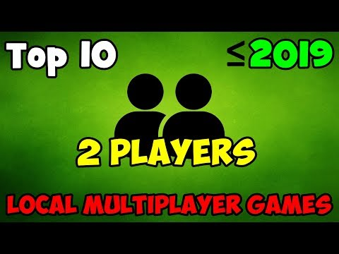 Top 10 Best Local Multiplayer PC Games (My ranking) / Splitscreen Games / Same PC / LOCAL CO OP