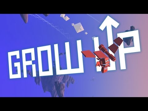 Grow Up - Ep. 6 - Rocket Glider! - Let's Play Grow Up Gameplay
