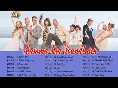 Mamma Mia Soundtrack    Mamma Mia Soundtrack Playlist    Mamma Mia  Soundtrack