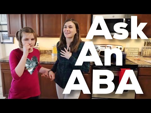 Ask An ABA Therapist