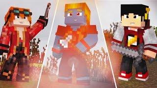 Minecraft Mods: Quem irá Ganhar? - HARDCORE LUCKY BLOCK ‹ AM3NlC ›