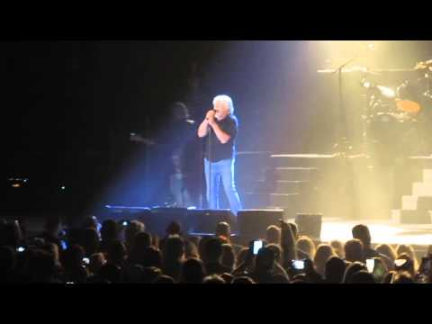 Bob Seger Live 2014