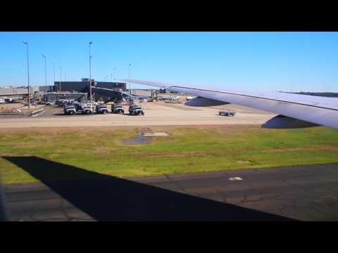 Washington Dulles Departure with ATC