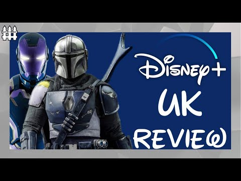 Disney Plus UK - Is It Worth Buying?  Review Price and Demonstration