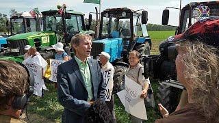 Задача Госполитики - изжить людей с земли: В. Мельниченко