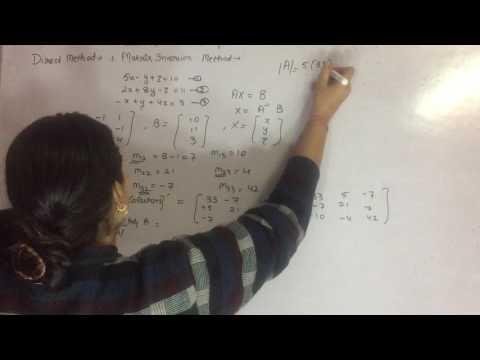 direct method (numerical methods)