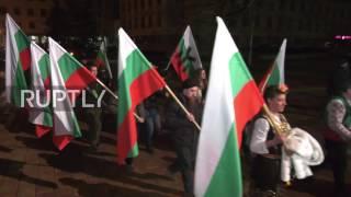 Bulgaria: Hundreds march through Lovech to commemorate anti-Ottoman revolutionary Vasil Levski