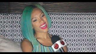 "Lil Mama Talks ""Crazy Sexy Cool: The TLC Story"" - Studio Q TV"