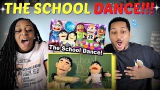 "SML Movie ""The School Dance!"" REACTION!!!"