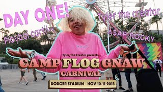 CAMP FLOG GNAW 2018 DAY ONE!