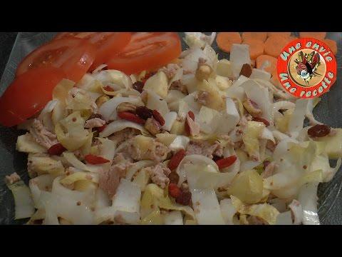 salade-d'endive-au-thon-et-à-la-pomme---une-envie,-une-recette