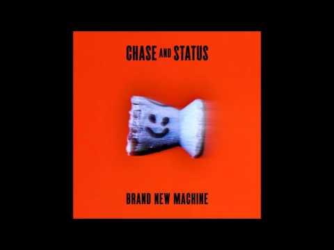 Chase & Status - Blk & Blu / Black & Blue (feat. Ed Thomas) - Brand New Machine