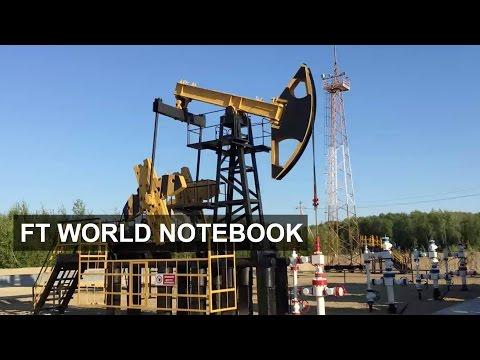 Rosneft redirects effort in western Siberia | FT World Notebook