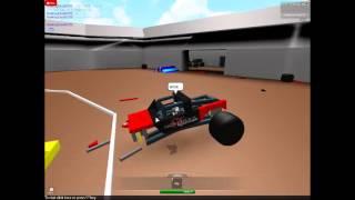 Roblox Stunt Jump (Breakable Trucks)