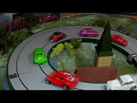 Toy Cars Have Some Fun