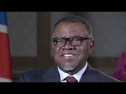 Exclusive interview with Namibian President Hage Geingob on China-Namibia ties