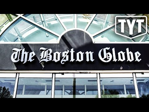 Man Arrested For Threatening Boston Globe
