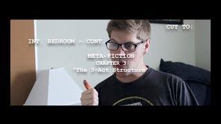 Meta-Fiction: Chapter 3 | A Short Film by Noah Lueker