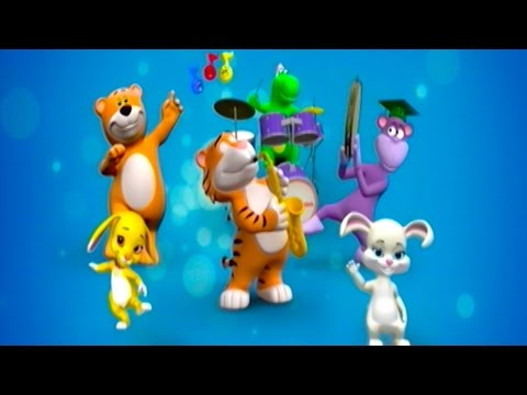 Baby Animals Song   Learn Animals Songs   From Baby Genius