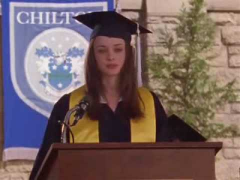Rory Graduates From Chilton (3.22 Those Are Strings Pinocchio