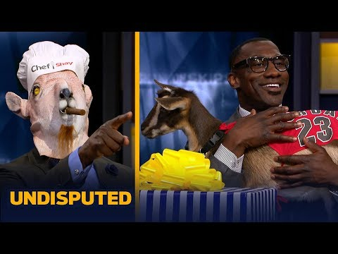 Shannon Sharpe's Best Moments: GOAT James, Chef Shay & More | UNDISPUTED