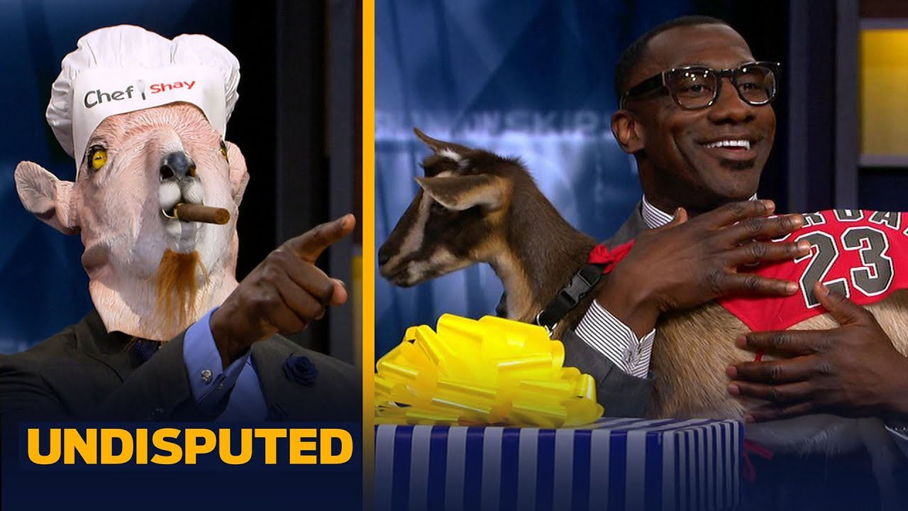 Shannon Sharpe's Best Moments: GOAT James, Chef Shay & more