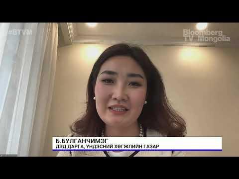 Б.Булганчимэг: Монгол Улс хөрөнгө оруулалтын орчинд цогц шинэчлэл хийх ёстой гэсэн дүгнэлт гарсан