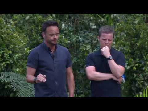 Iain Struggles in the Bushtucker Trial & Gets emotional on His Return - I'm A Celebrity