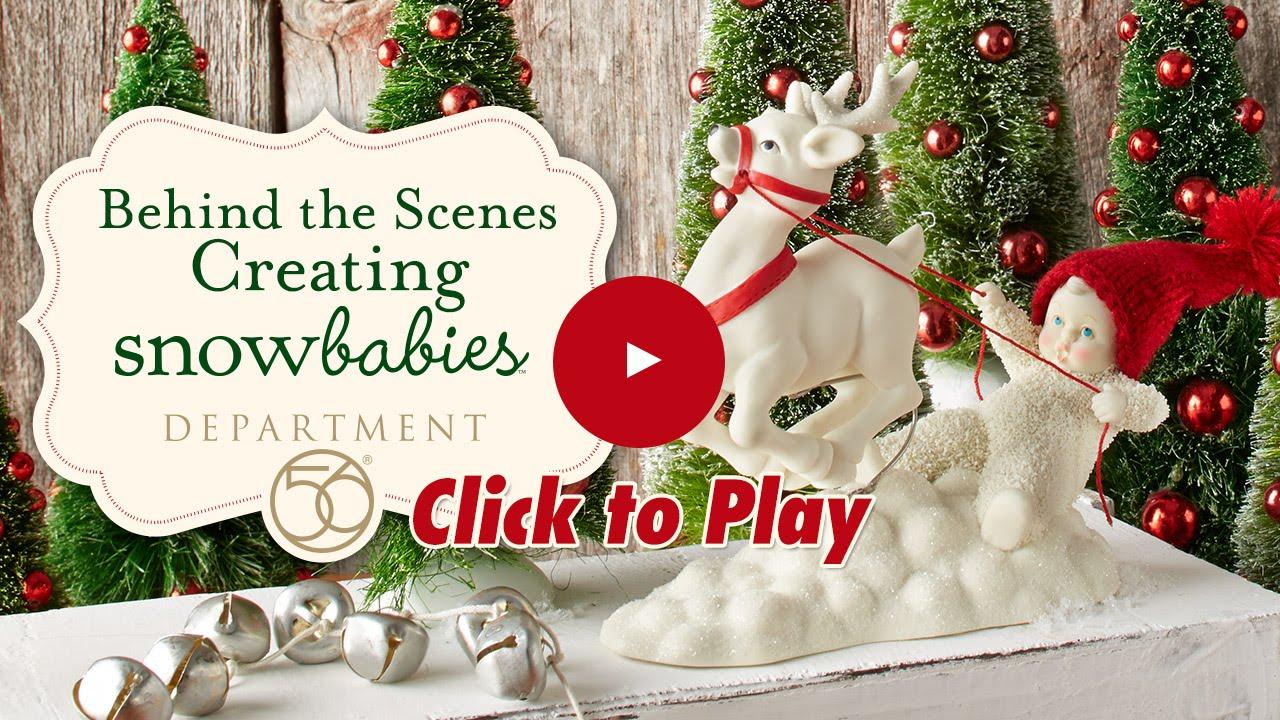 Department 56 snowbabies ornaments - Department 56 Snowbabies Ornaments 50