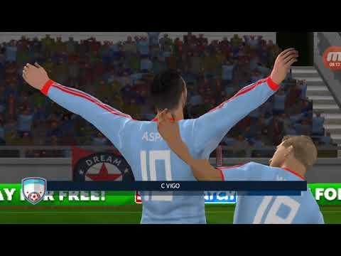 Dream League Soccer #1.bölüm Milik Candır