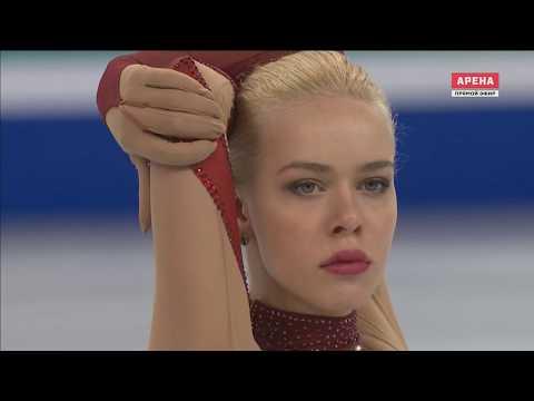 Anna Pogorilaya (Девушка в красном)
