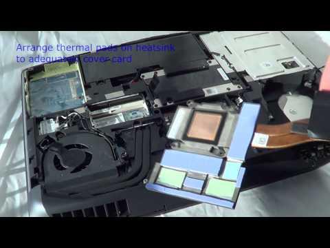 NVIDIA GeForce GTX 980M & 970M Alienware 17 (r5) Upgrade