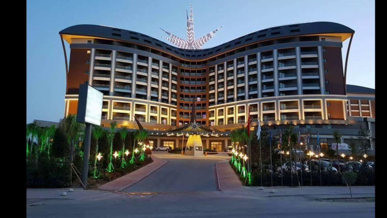 Royal Seginus Hotel Antalya