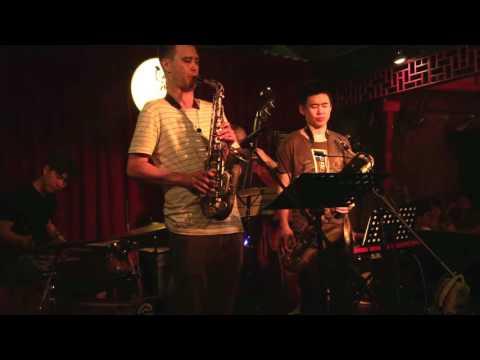 """Mark Bai Quintet —""""K.F.C."""" (Jiang Hu Bar, Beijing)"""
