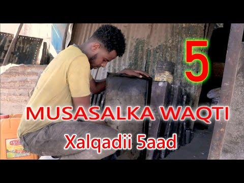 Musasalka Waqti :