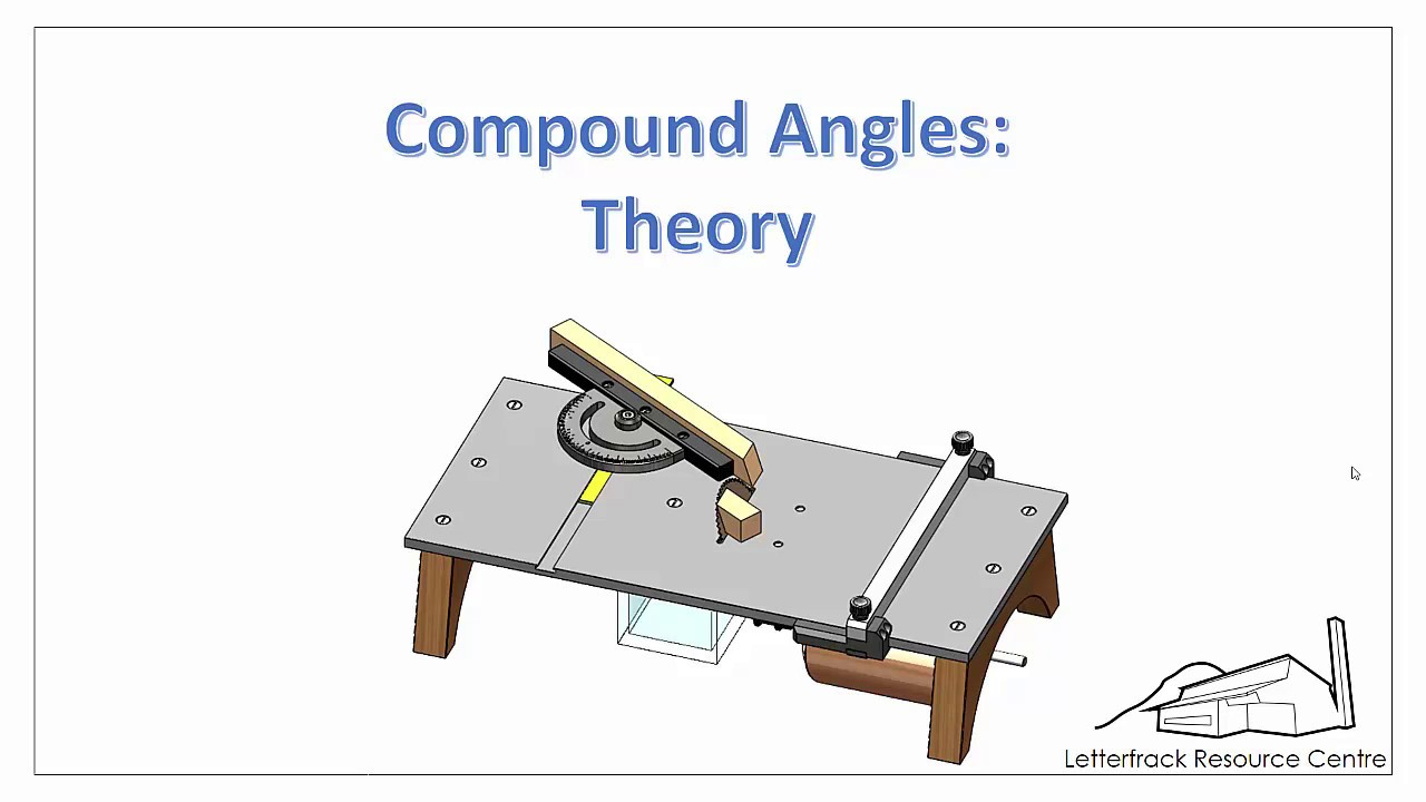 How To Calculate Bevel Angle