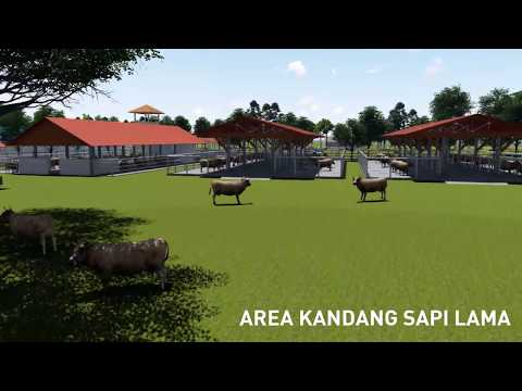 MASTERPLAN ANIMAL BREEDING CENTER FOR SUPERIOR AND FORAGE -