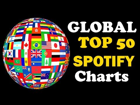 Global Spotify Charts | Top 50 | February 2018 #1 | ChartExpress