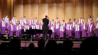 Lift Every Voice And Sing-PIoneer A Cappella Choir