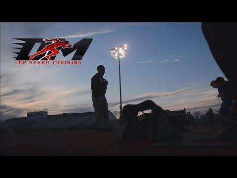 DM Top Speed Training -