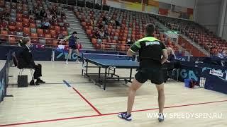 Ivanov - Dvoinikov.Teams finale.V Летняя спартакиада молодежи 2021