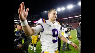 Burrow Takes Over As No. 1 Pick; Fixing The New York Giants