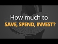 How to Invest: Budget Your Savings, Spend, and Investments | Phil Town