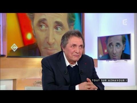 Download Humbert Ibach : Tout sur Aznavour - C à vous - 07/04/2017