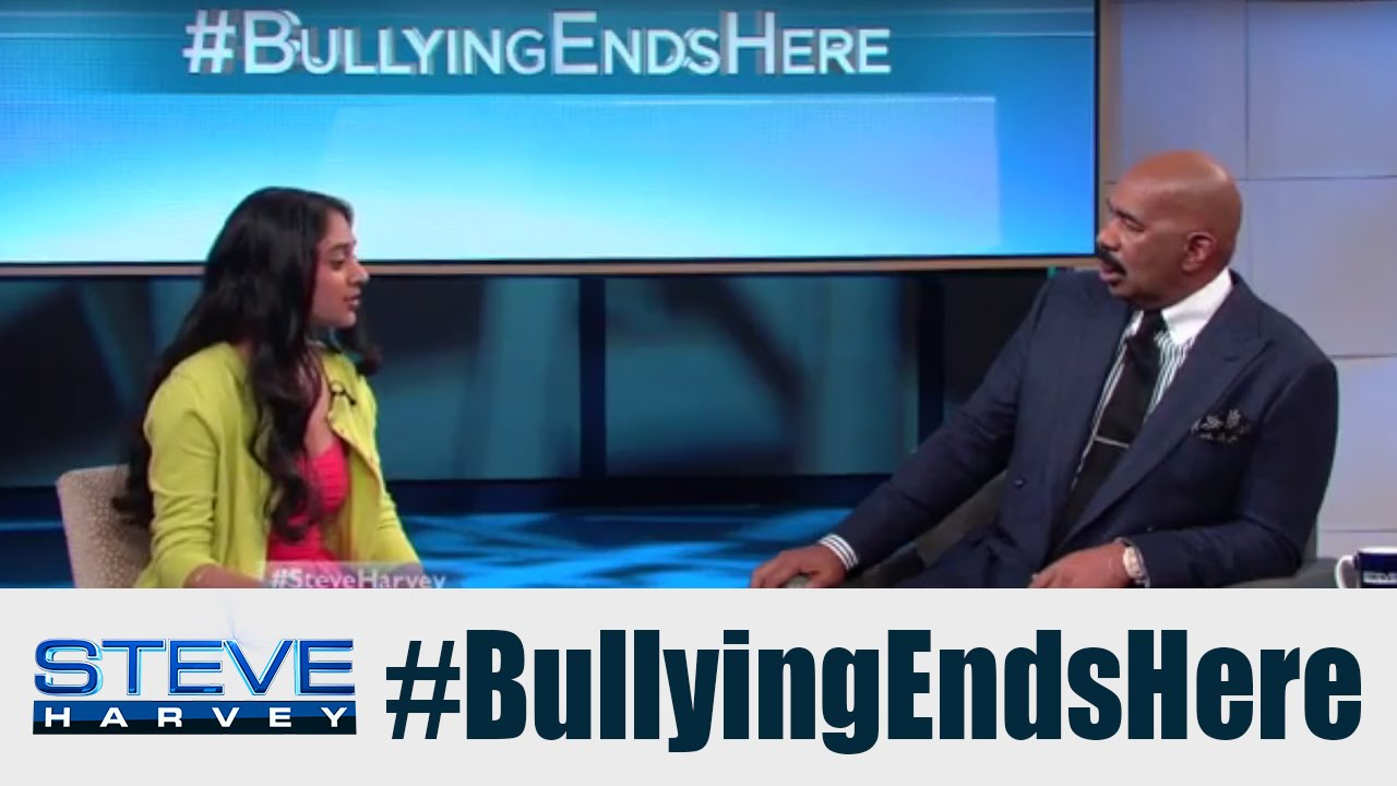 Download New App To Stop Cyberbullying || STEVE HARVEY
