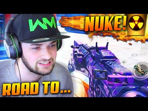 THIS IS CRAZY!!! (Road to NUKE - Call of Duty: Infinite Warfare)