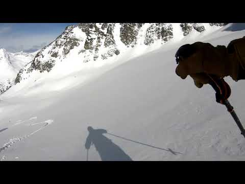 Heli Skiing In Bella Coola (BC Canada) April 2019